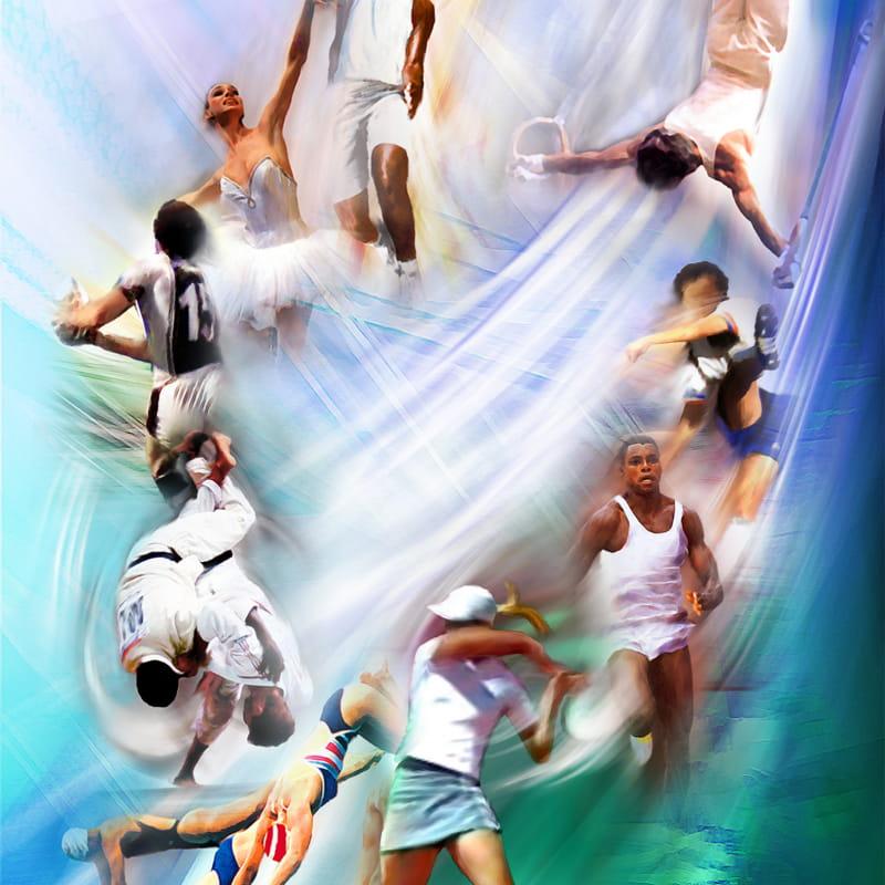 Diverses activités de loisirs avec l'association les Trempe-cul
