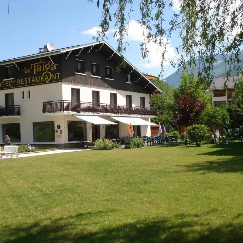 Hôtel La Taïga (Vercors Evasion)