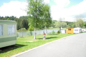 Camping municipal Les Leyches - Merle-Leignec