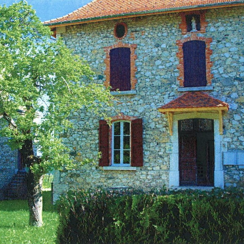 Gîte communal de Merlas (75m²)
