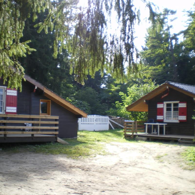 Le Parc des Ellandes, Excenevex