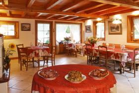 Salle restaurant le Charvet