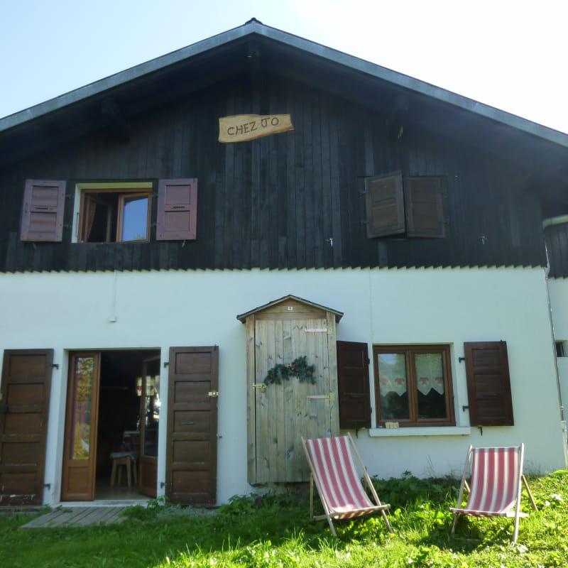 Chalet Chez Jo - 48 m² - n°609