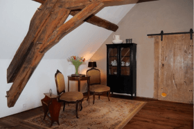 Chambres d'hôtes Domaine Les Grands Pérons - Chambre Chic
