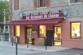 Montrond-les-Bains - Restaurant du Château