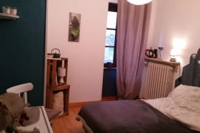 Appartement Volc Happy Saint Pierre Roche salon