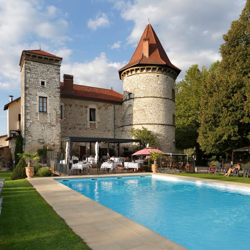 Château de Chapeau Cornu - Les Dépendances