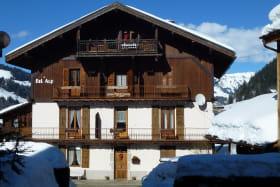facade hiver bel alp