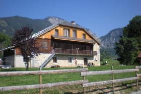 Gite Les Paddocks du Mont-Blanc