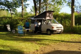 Camping municipal - Le Colombier