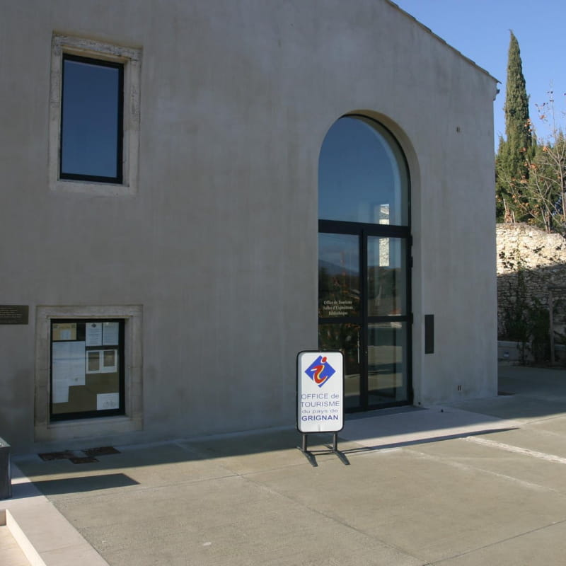 Office de Tourisme Pays de Grignan - Enclave des Papes : Bureau de Grignan