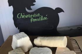 Chèvrerie Amalthée