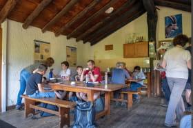 Refuge de Vallonbrun, ouvert hors période de gardiennage