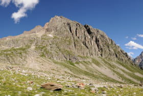 Refuge du Soreiller et l'Aiguille Dibona - Rando