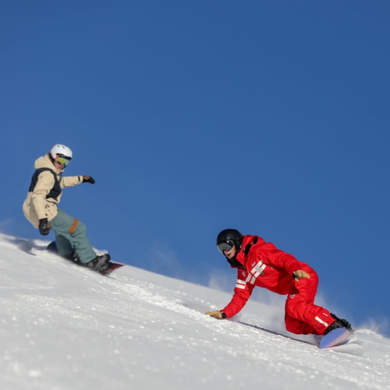 Stage snowboard