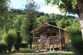 camping le moulin de serre singles lodge