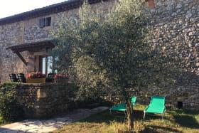 Domaine de l'Astic | Gîte olivier