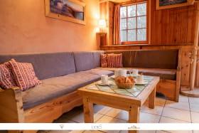 Bel appartement pouvant accueillir 8 personnes à Sollière-Sardière.