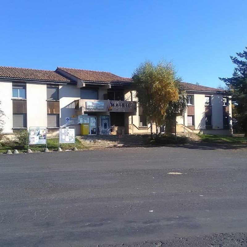 Office de tourisme des pays de Saint-Flour - Bureau de Ruynes en Margeride