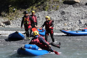 Airboat - Latitude Rafting