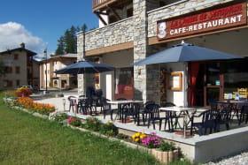 Restaurant le Chalet de Seraphin, une table traditionnelle