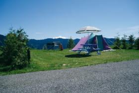 Camping d'été  La Grange Au Frêne