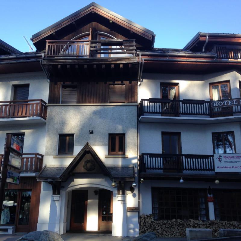 Hôtel Rond Point d'Arbois
