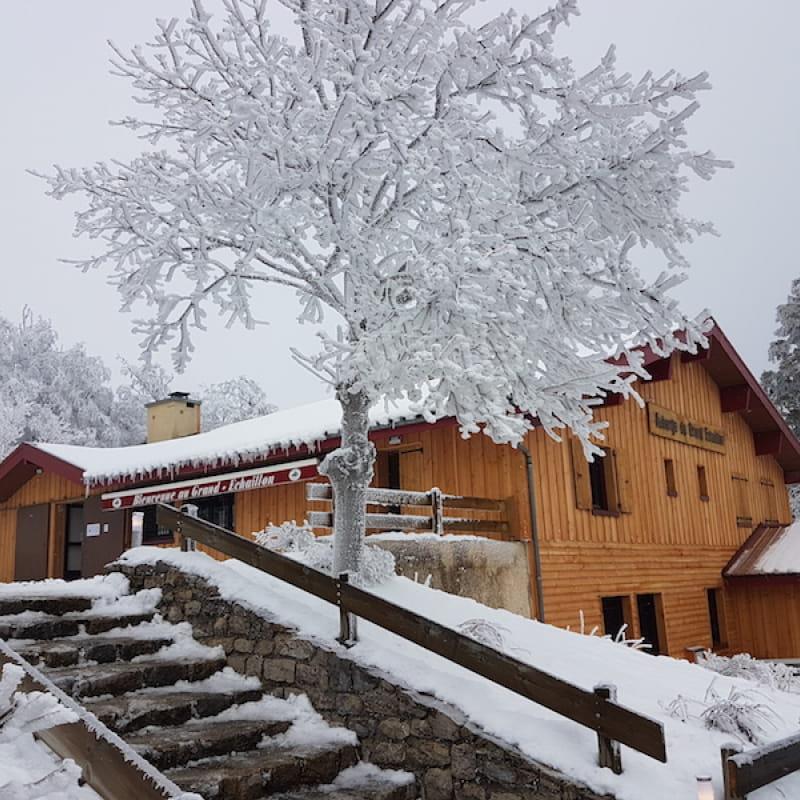 Le Grand Echaillon - Location de skis