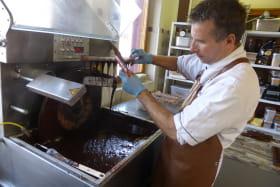 Fred Pellier-Cuit, chocolatier
