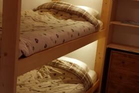 Chambre lits supperposés