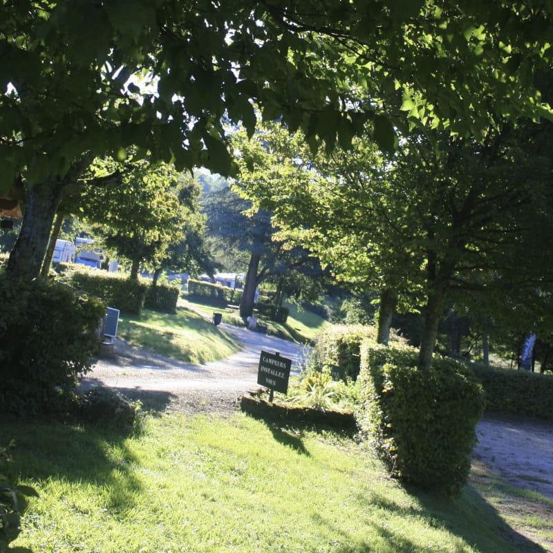 Camping municipal de Journans
