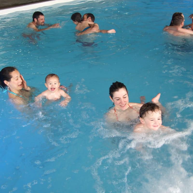 Créneau piscine parent-enfant