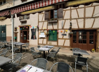 Restaurant  Le Feu de Bois
