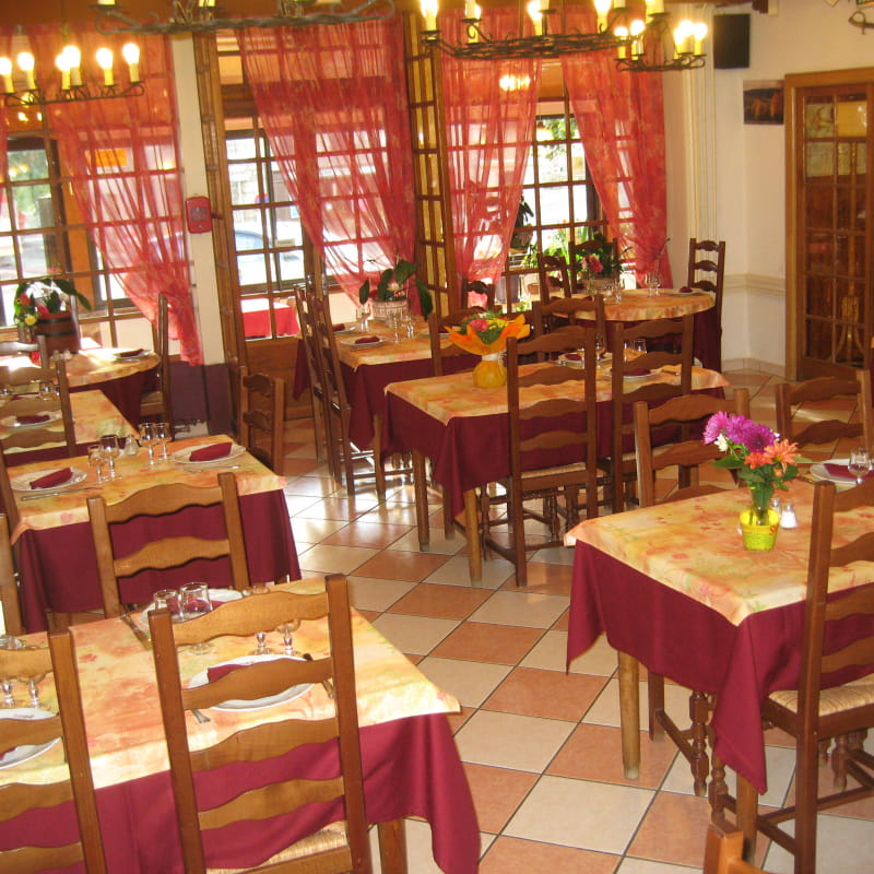 Restaurant les Voyageurs