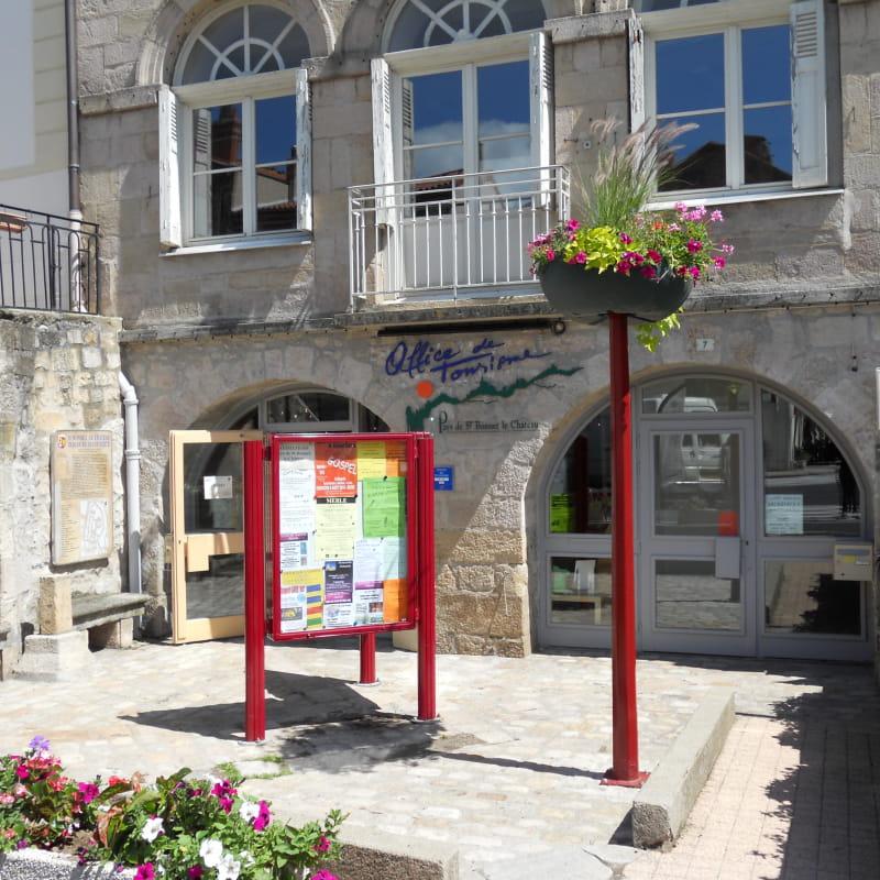 Office de tourisme Pays de St-Bonnet-le-Château - Bureau de St-Bonnet-le-Château (42-Loire)