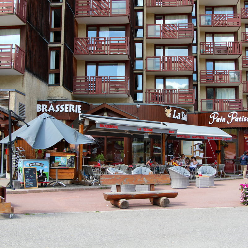 Restaurant la Tarine