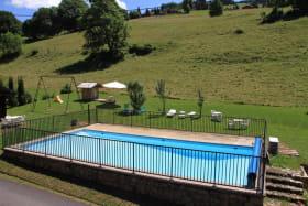 e-piscine, Chalet La Mandallaz