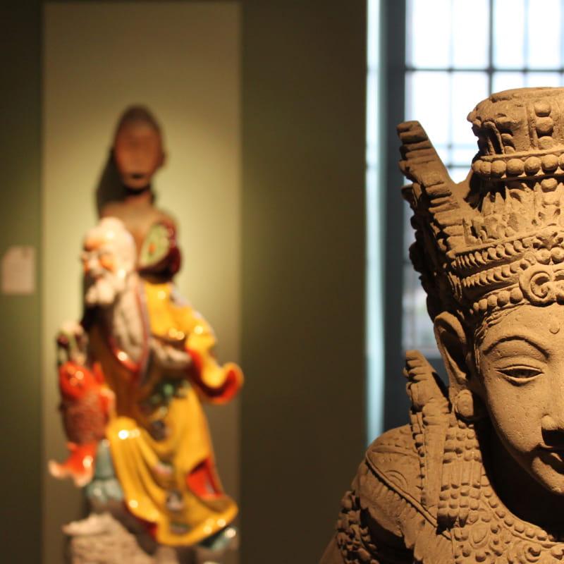 Musée des civilisations - Daniel Pouget