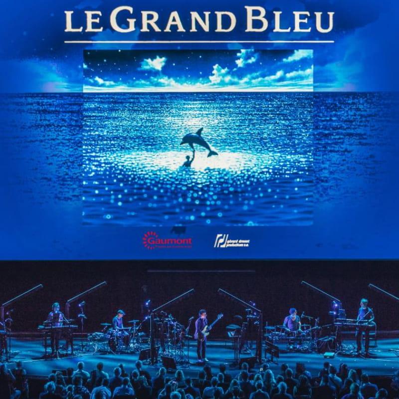 Le Grand Bleu en ciné-concert