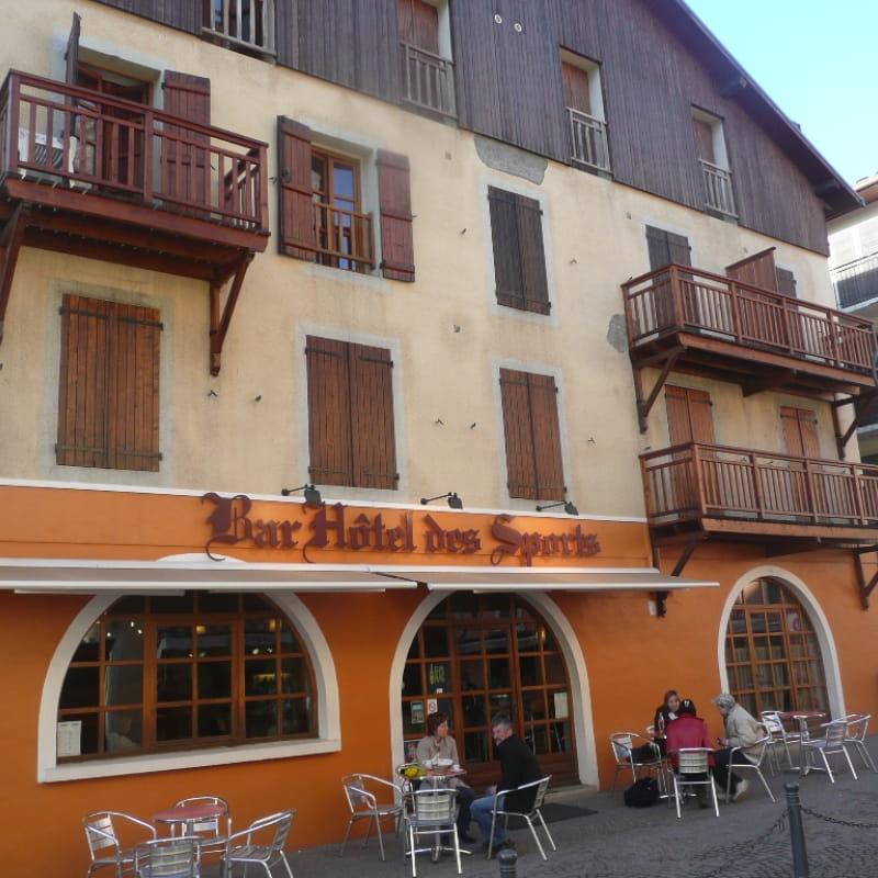 Hôtel des Sports Saint-Jean-de-Maurienne