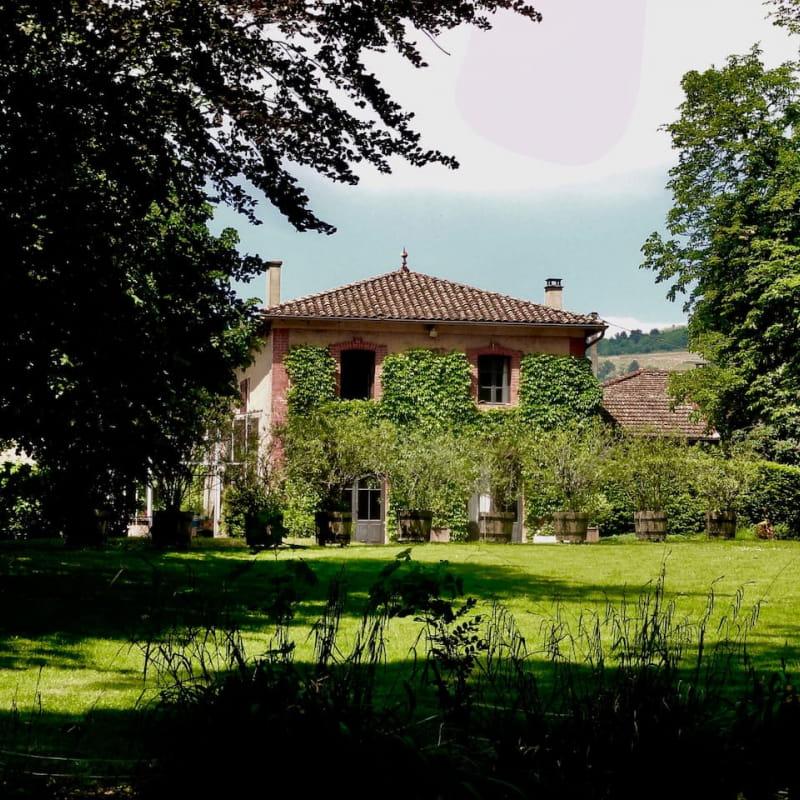 Petite maison du Château des Moriers à Fleurie