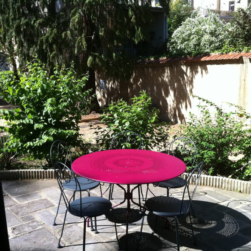 Locations meublés Chalet Camille jardin