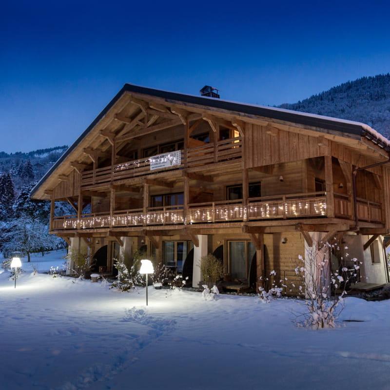 Lodge le Grand Cerf