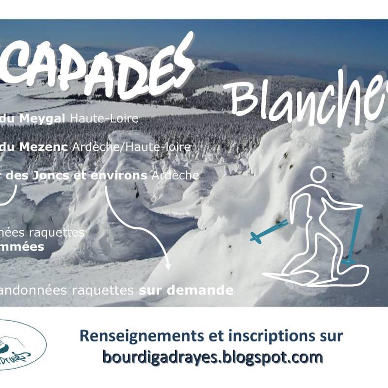 Escapades Blanches avec Sandrine Teysseyre