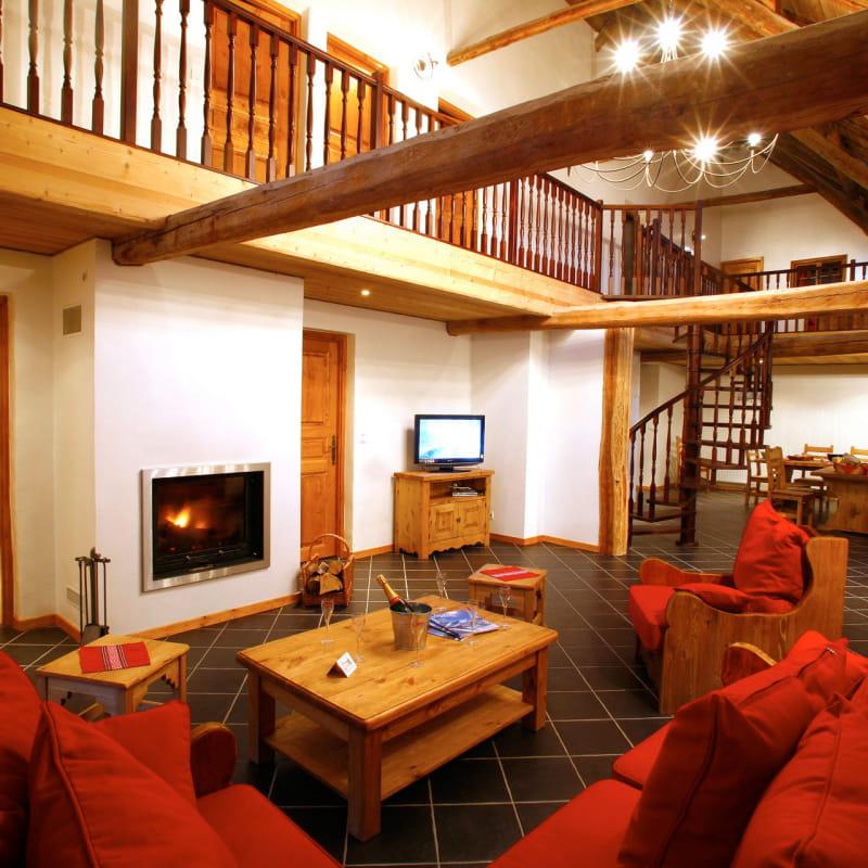 Chez le Marquis du Pontet n°5 - Chalet centre, skis aux pieds