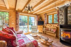 Maison individuelle le Trappeur 73G206157 à Pralognan la Vanoise