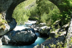Refuge et vallon de la Lavey - Rando