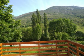 Location dans la vallée du Jabron